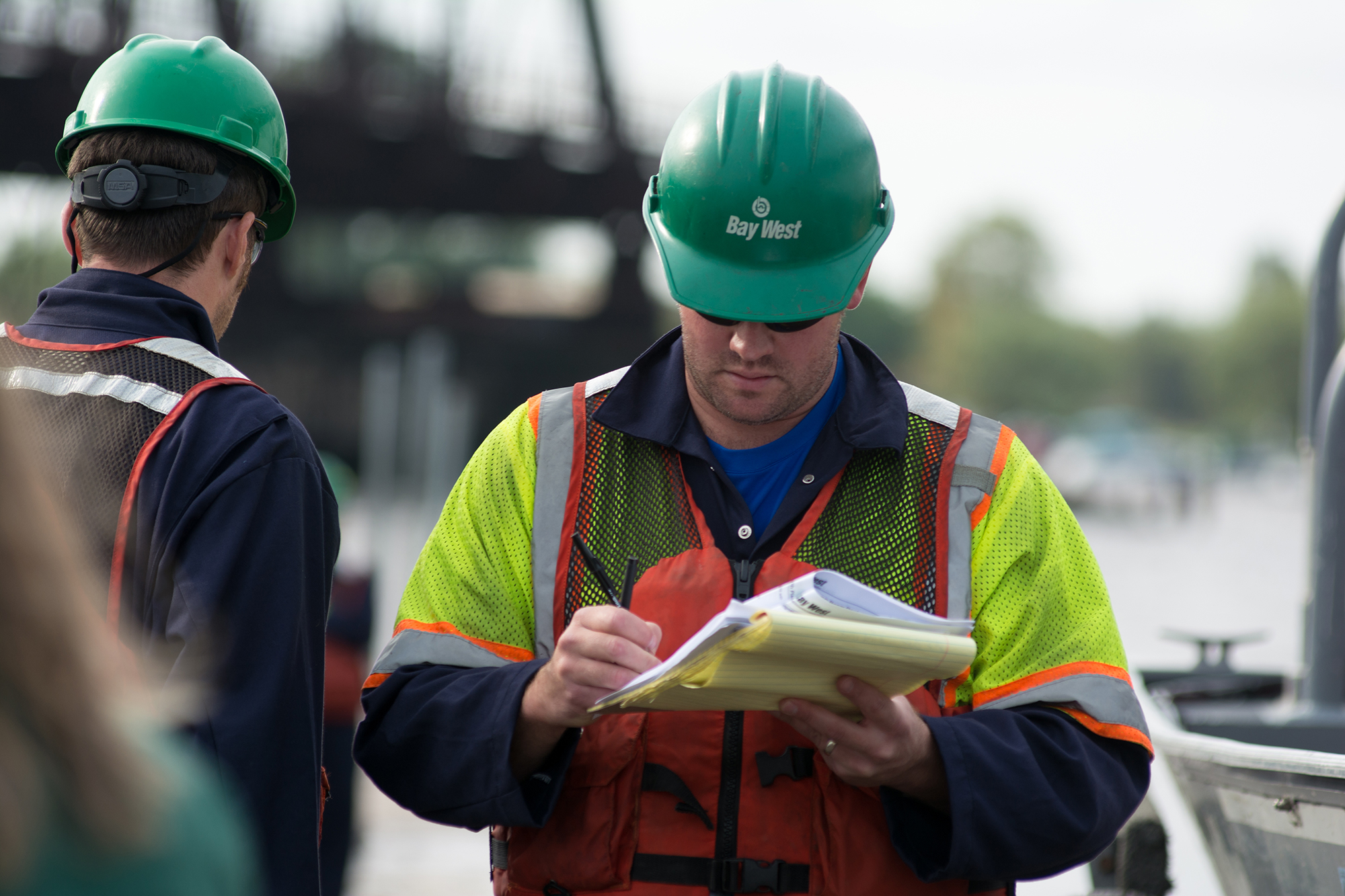 Safety Record = On-Schedule Performance Services